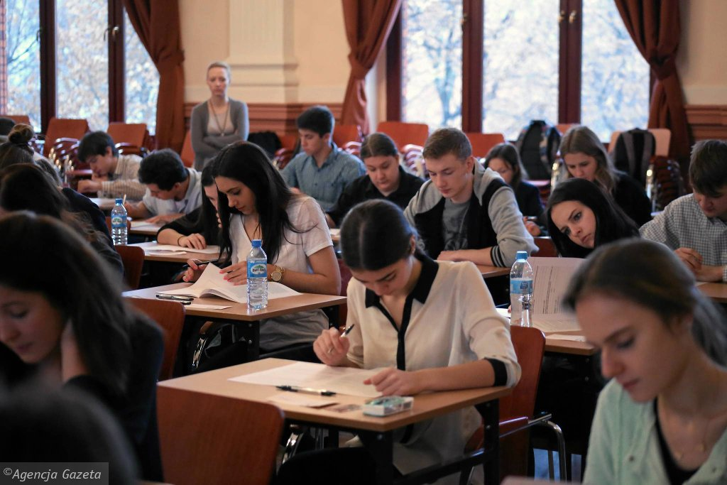 Matura próbna z Operonem z języka angielskiego odbędzie się 26 listopada.