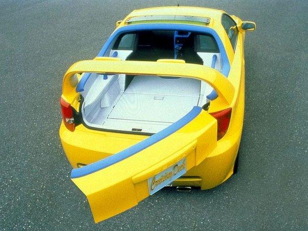 Toyota Celica Cruising Deck