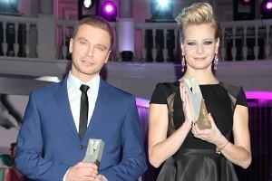 Małgorzata Kożuchowska i Krystian Wieczorek