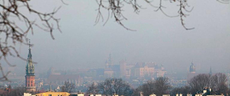 Smog w Krakowie, Bielsku-Białej i Lublinie. Wielu mieszkańców powinno pozostać w domu