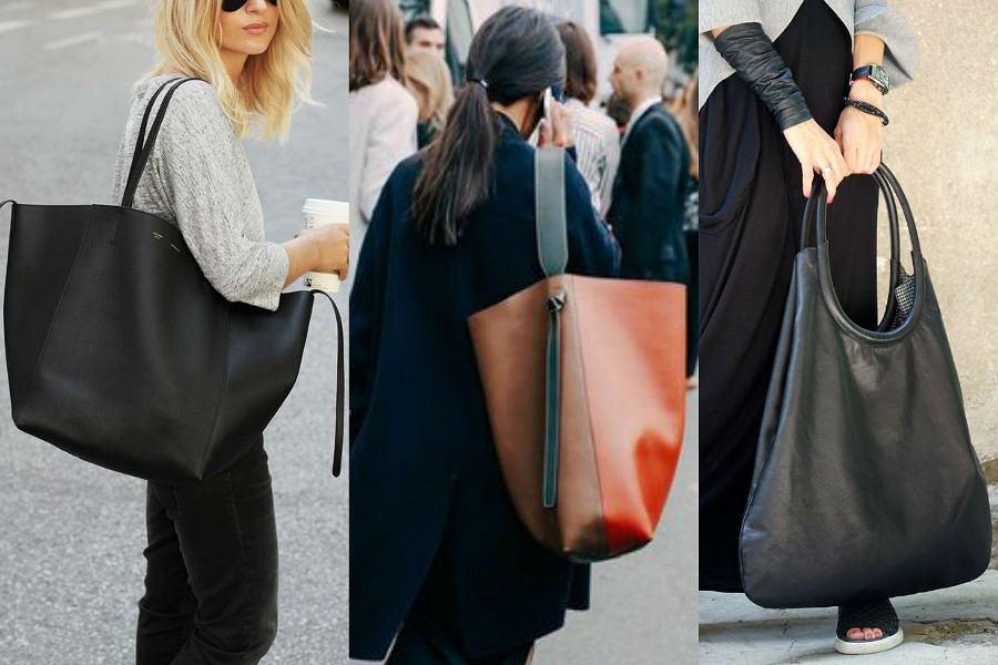 9887b68225dd6 Duże torby idealne do pracy - w nich zmieścisz wszystko