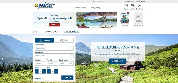Lidl zaczyna sprzedawać wycieczki. Cztery gwiazdki w Zakopanem za 309 zł a wyprawa na Kilimandżaro za 10 999 zł