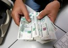 Republika rebeliantów na Ukrainie 1 kwietnia chce przejść na rosyjskie ruble