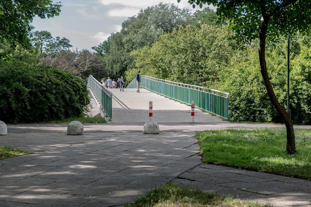 Ogród Miejski Jazdów / Fot. Bartosz Górka