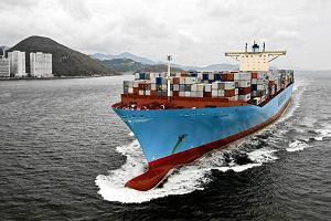 Najwi�kszy statek �wiata p�ynie do Polski