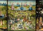 """""""Ogród rozkoszy ziemskich"""" po nowemu. Czy słynny obraz zawiera przesłanie prześladowanej sekty?"""