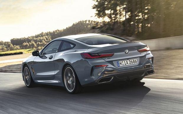 Nowe BMW serii 8 - legenda powróciła