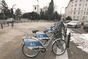 Pos�owie z limuzyn przesi�d� si� na rowery Veturilo?