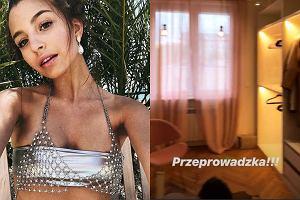 Julia Wieniawa pokazała, jak urządza mieszkanie