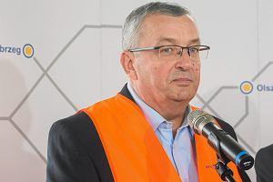 Są kontrakty na nowe odcinki dróg Via Baltica i Via Carpatia