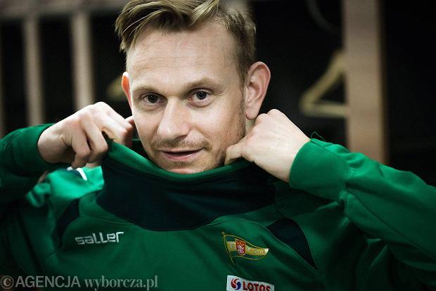 Pi�karze Lechii Gda�sk trenowali na stadionie Pr�dniczanki i rozdawali autografy