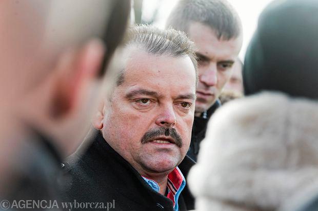 Kto b�dzie mia� wy�sz� emerytur� - lider rolniczych protest�w czy dziennikarz? Sp�r w TVN 24