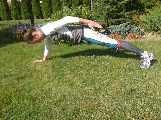 Ćwiczenia stabilizujące