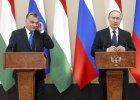 Spotkanie Władimira Putina i Viktora Orbana