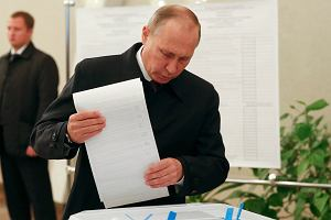 Wybory w Rosji. Państwowa Komisja Wyborcza podała częściowe wyniki