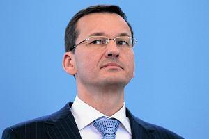 Minister Morawiecki ma powody do zadowolenia. Aż 6,7 mld zł nadwyżki budżetowej. Powód? Dochody z VAT