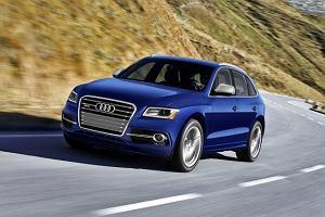 Audi SQ5 z silnikiem benzynowym