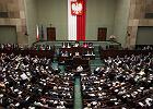 Sejm podczas głosowań