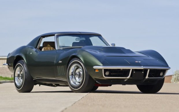 Corvette Stingray L88 427 Coupe z 1969