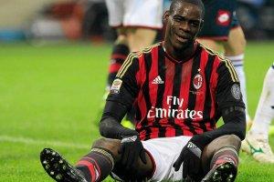 Serie A. Mario Balotelli zn�w rozrabia