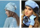 Rękawiczki, czapki i kapelusze na jesień - przegląd