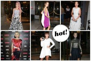 Gala Kobieta Roku Glamour: Kasia Sokołowska, Zuza Bijoch, Ewa Farna, Margaret, Katarzyna Warnke i Reni Jusis. Jak się prezentowały?