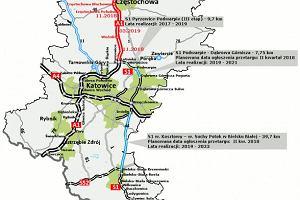 Rząd obiecuje ukończenie drogi S1 ze Śląska na Słowację