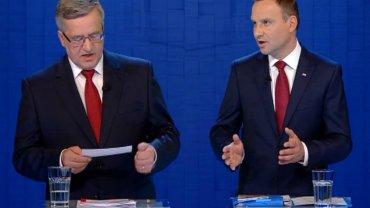 Kto wygra� debat�? Remis? Nie, dwa sonda�e wskazuj� jednego zwyci�zc�