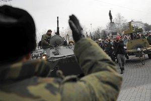 """""""Rosjanie stracili Ukrain�. B�dzie wojna? Nic na to nie wskazuje"""""""