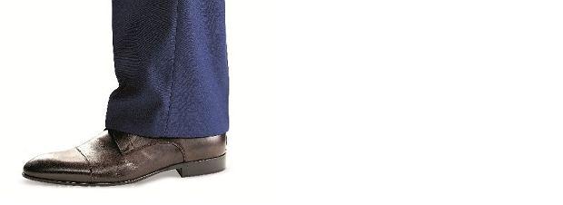 Szerokie nogawki
