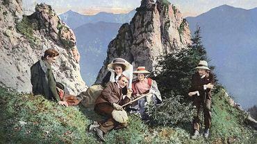 Tatry. Mnichy Chochołowskie