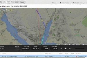Rosyjski Airbus rozbi� si� w Egipcie. W katastrofie zgin�y 224 osoby [TRASA LOTU]