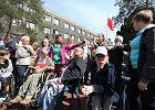 Protestujący w Sejmie: Nie skończymy, dopóki nie będziemy mieć ustawy w ręku