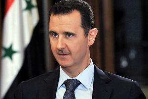 Prezydent Syrii: Mamy bro� chemiczn�. Trzeba roku i miliarda dolar�w, by j� zniszczy�