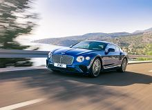 Bentley podwyższa poprzeczkę. Oto nowy Continental GT