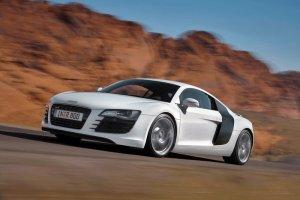 Audi R8 | Z silnikiem od Panamery
