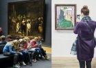 Wycieczka do muzeum, a dzieci pod Rembrandtem w kom�rki. Jak zrobi�, �eby muzea nie zanudza�y?