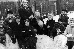 Pani Kobernicka serdeczna dla dzieci. Przez całe lata nikt nie wiedział, że była bohaterką