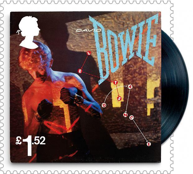 W 1983 r. Bowie wydał 'Let's Dance', swój najlepiej sprzedający się album - prawie 11 mln egzemplarzy