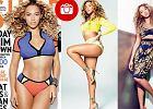 """Beyonce w kwietniowym magazynie """"Shape"""". Jak """"superkobieta"""" wraca�a do formy? [ZDJ�CIA]"""