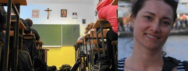 Kazali dziecku zatka� uszy i stan�� na ko�cu sali. By nie s�ysza�o, co inni robi� na religii