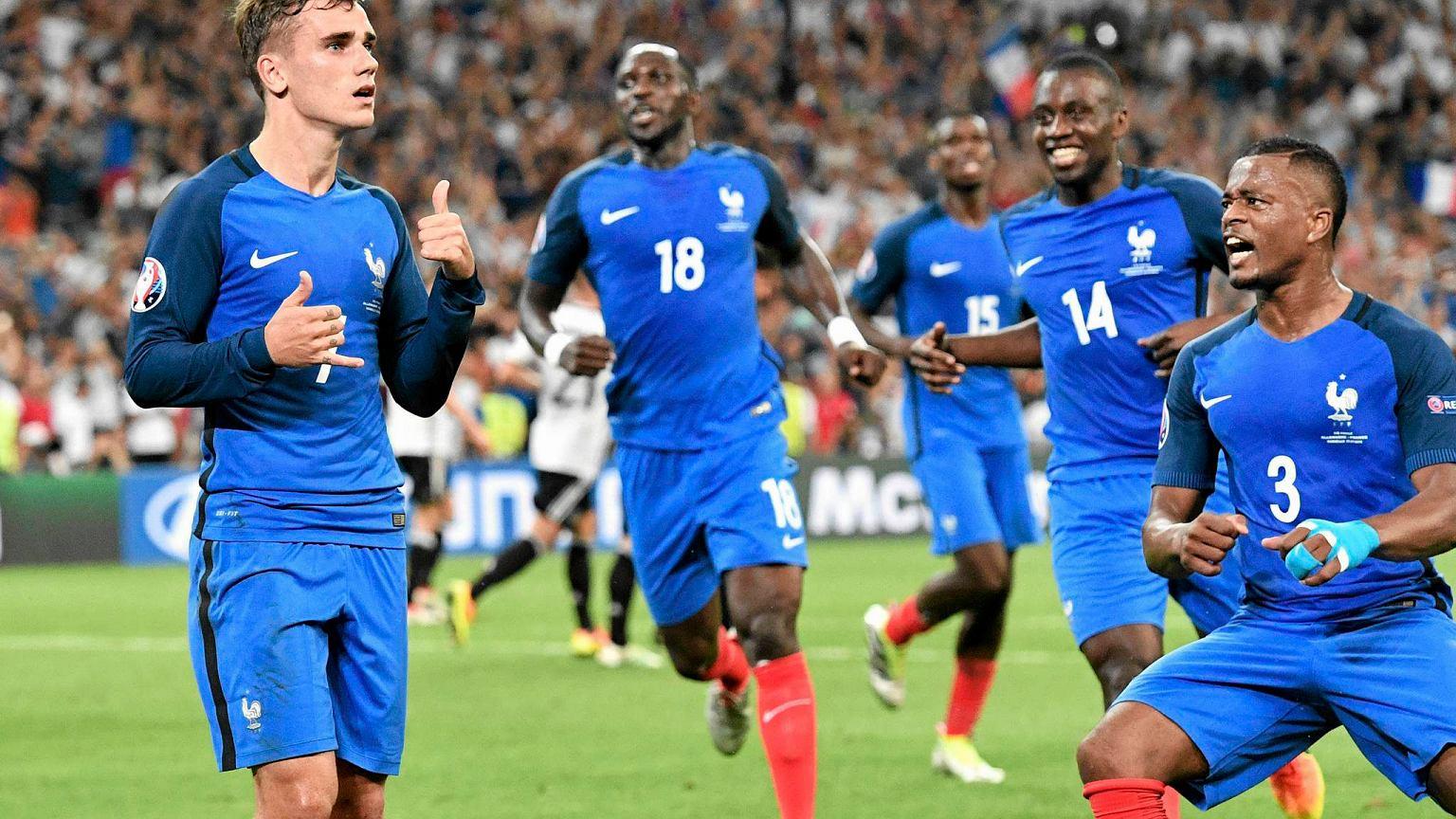 wynik meczu niemcy francja