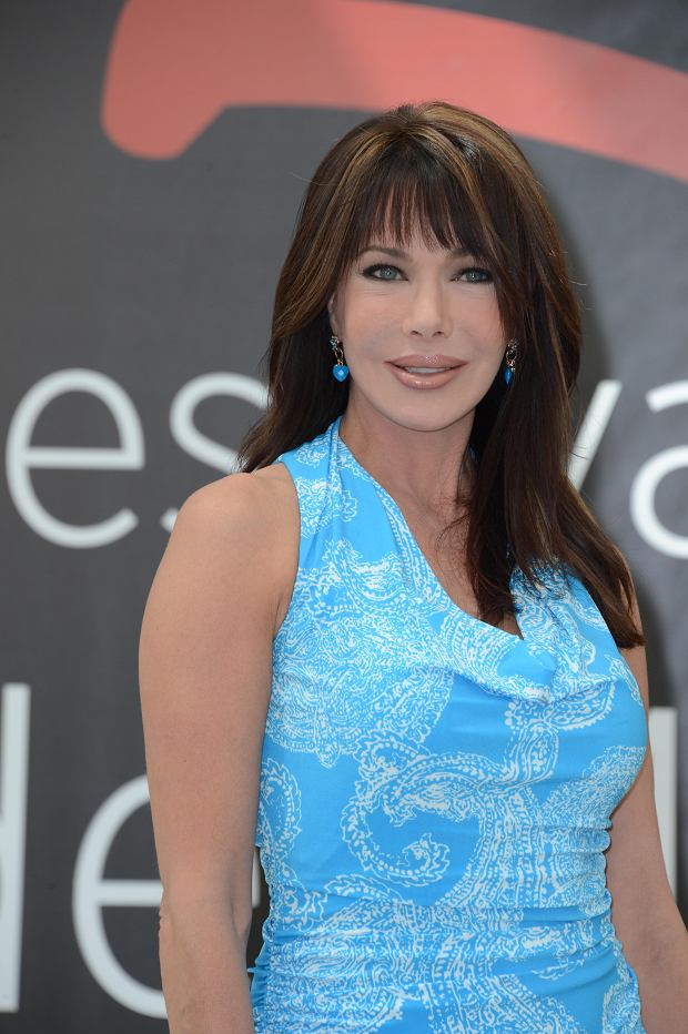 'The Bold and The Beautiful' 'Bold & Beautiful' Hunter Tylo poses at the of the 2012 Monte Carlo Television Festival held at Grimaldi Forum on June 12, 2012 in Monte-Carlo, Monaco