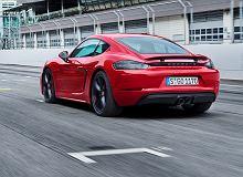 Porsche Boxster i Cayman jeszcze ostrzejsze - oto wersja GTS
