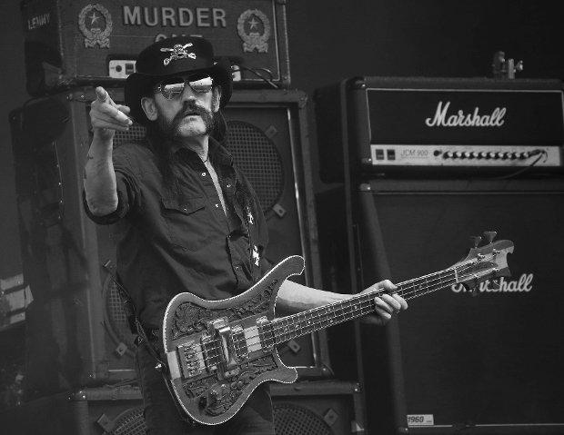 The Beatles Polska: Odszedł Lemmy Kilmister