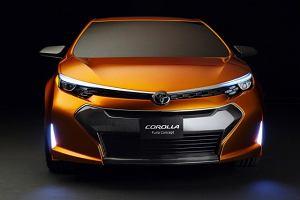 Salon Detroit 2013 | Toyota Corolla Furia