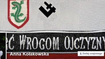 Anna Kołakowska na facebooku