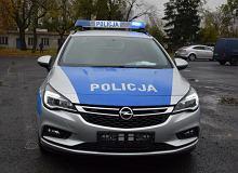 Nowe radiowozy policji prosto z polskiej fabryki