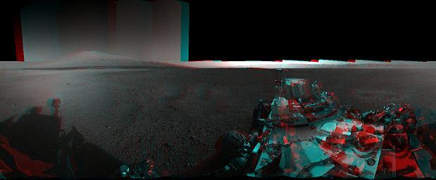 Zobacz Marsa w 3D