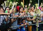 Niedziela Palmowa w Manili, Watykanie, Jerozolimie, Lipnicy Murowanej...